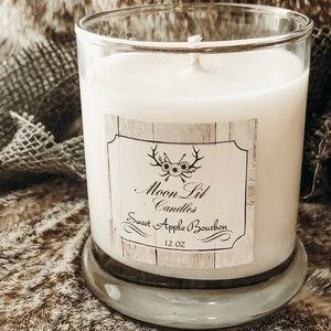 Sweet Apple Bourbon Candle